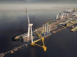 CGI of advanced port